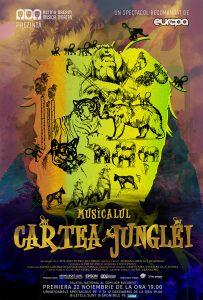 Musicalul Cartea Junglei
